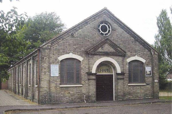 Douro Place Chapel, Douro Place, Norwich, NR2 4BQ